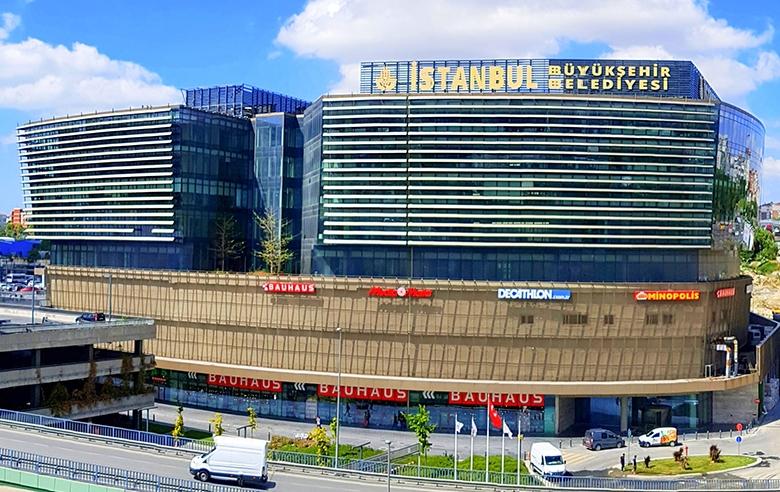 İBB Bakırköy Hizmet Binası