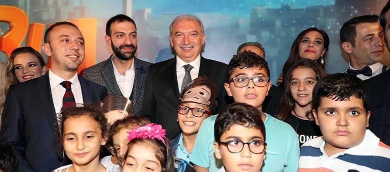 Başkan Uysal Istanbul Muhafizlari şehrimizin Tanitiminda önemli