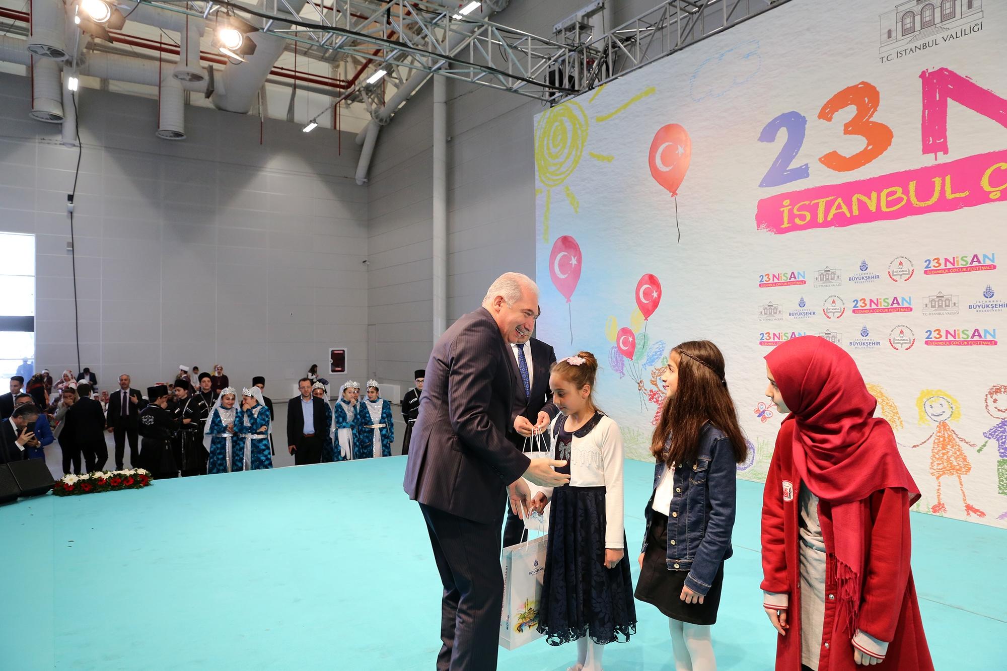 Konuşan Trafik Çocuk Oyunu Kadıköy Halk Eğitim Merkezi'nde 48
