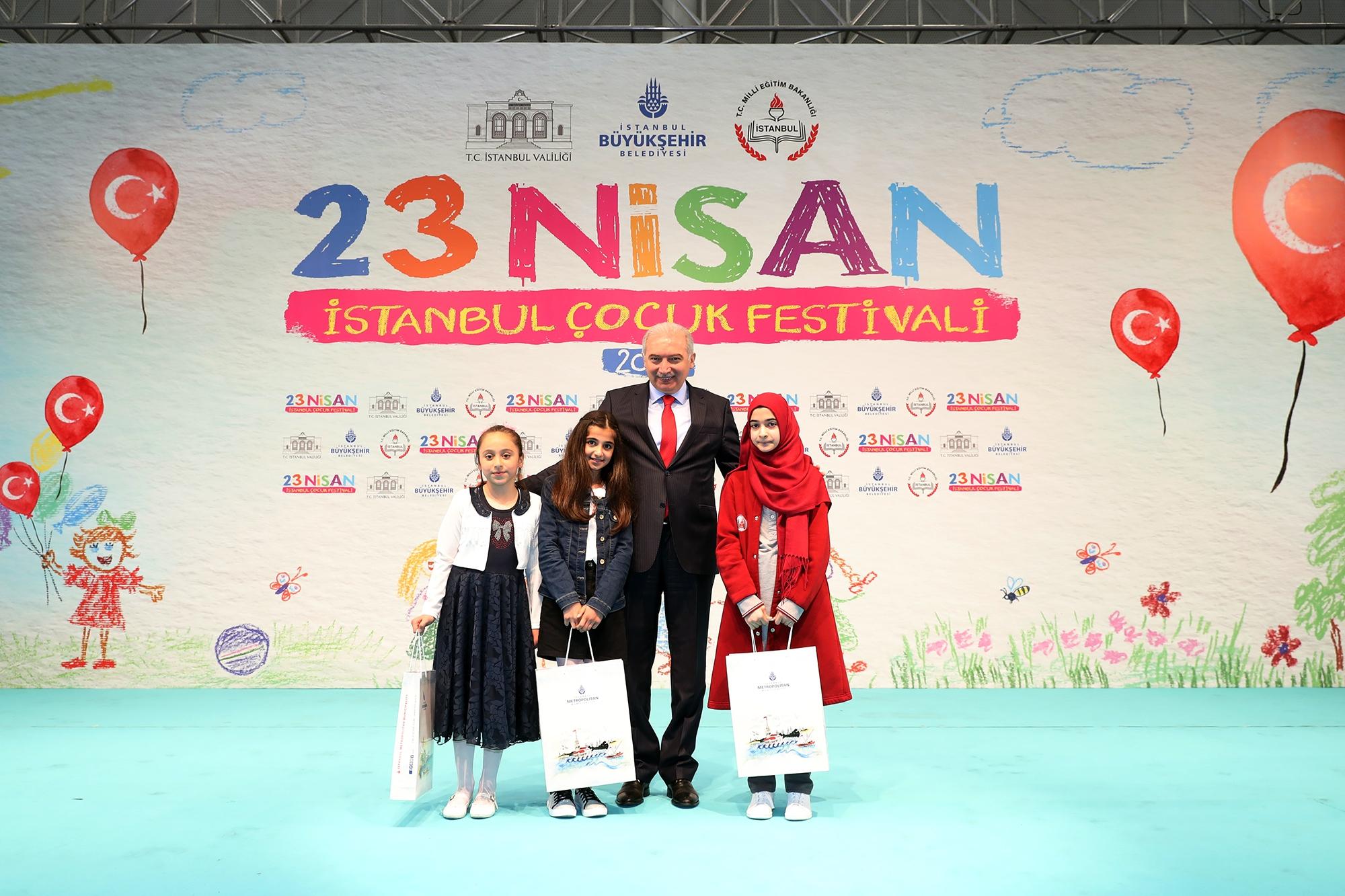 Konuşan Trafik Çocuk Oyunu Kadıköy Halk Eğitim Merkezi'nde 30