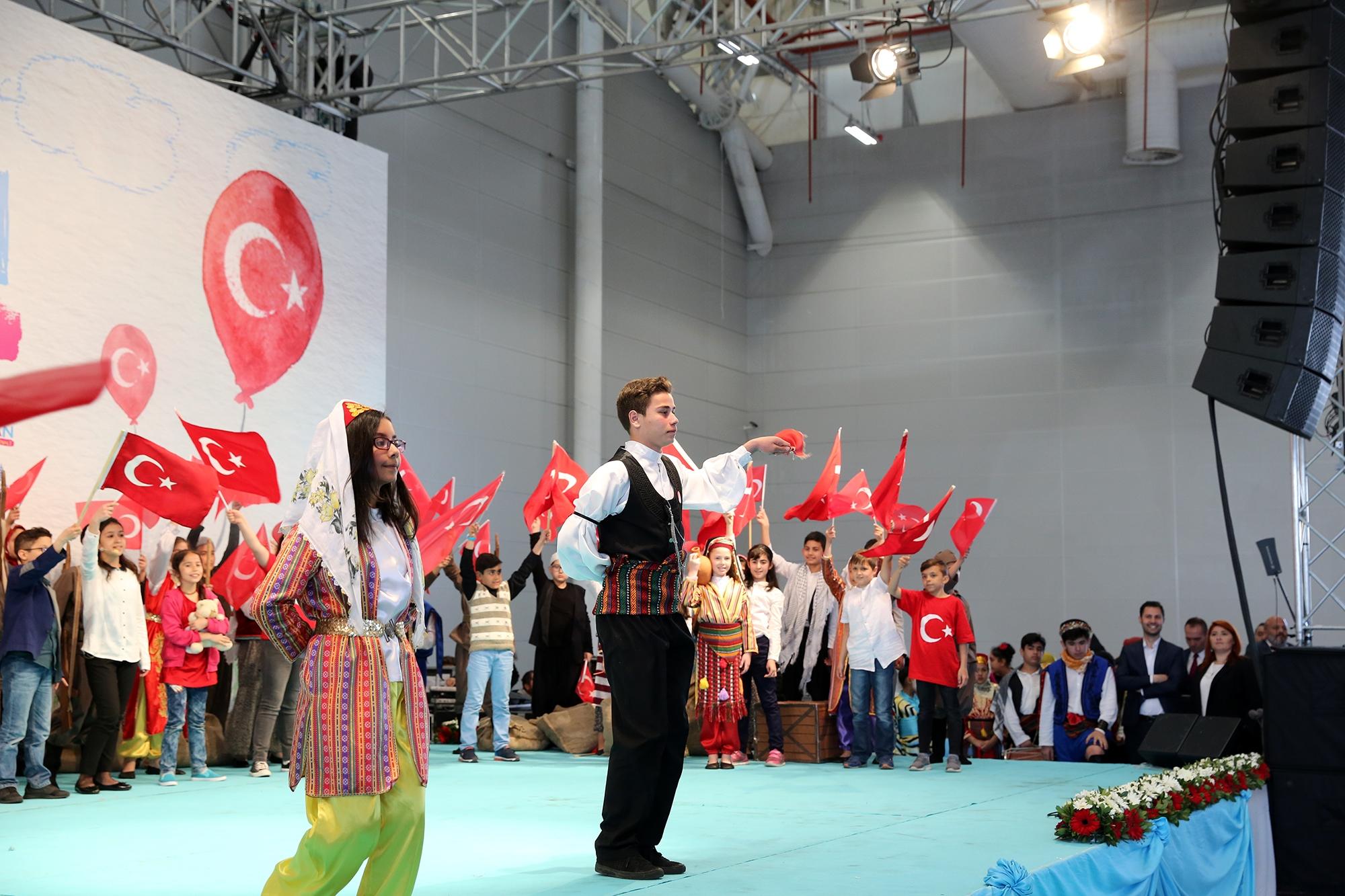 Konuşan Trafik Çocuk Oyunu Kadıköy Halk Eğitim Merkezi'nde 33