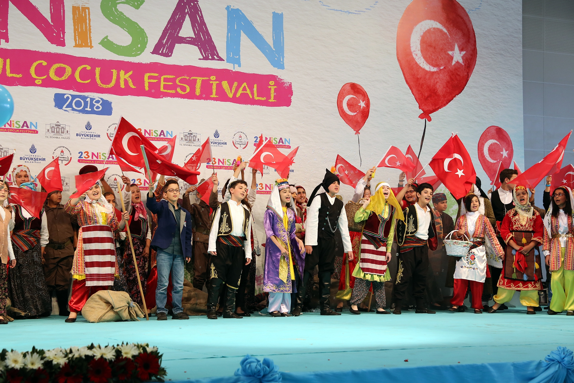 Konuşan Trafik Çocuk Oyunu Kadıköy Halk Eğitim Merkezi'nde 38