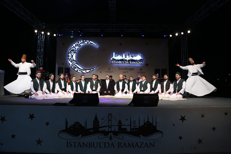 Istanbulda Ramazan Birlikte Güzel