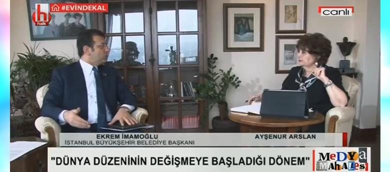 İmamoğlu uyardı: İstanbul'da sokağa çıkma yasağı ilan edilmeli