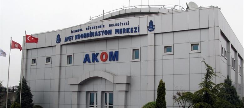 AKOM: İstanbul'da fırtına ve yağış etkisini gösterecek