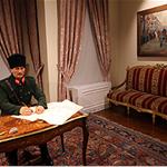Restore edilen Atatürk Müzesi yeniden hizmete açıldı